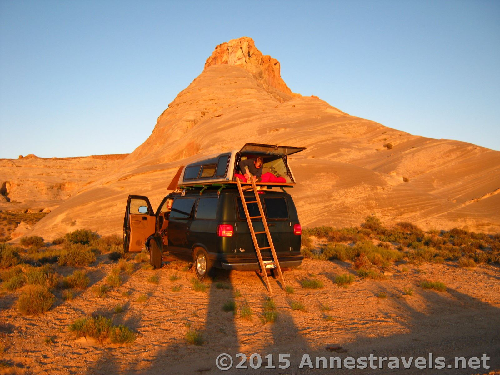 DIY Hard Sided Roof Top Camper  Annes Travels