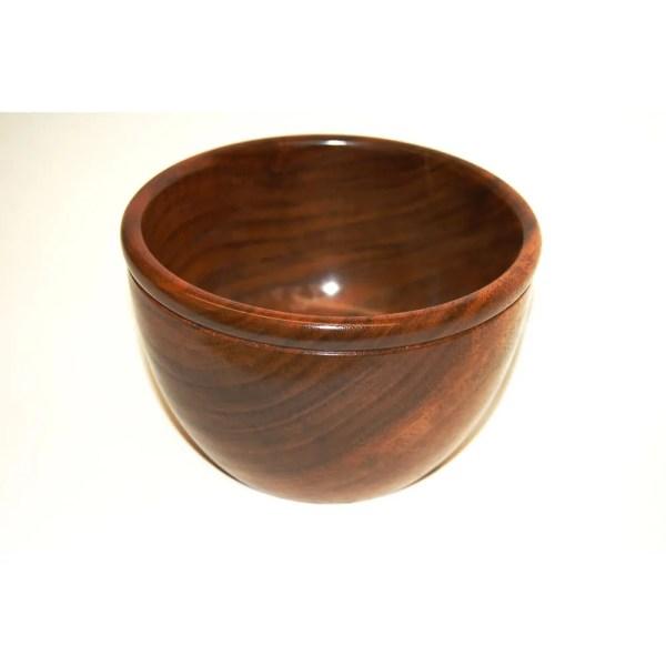 Black Walnut Bowl - Anne Thull Fine Art Design