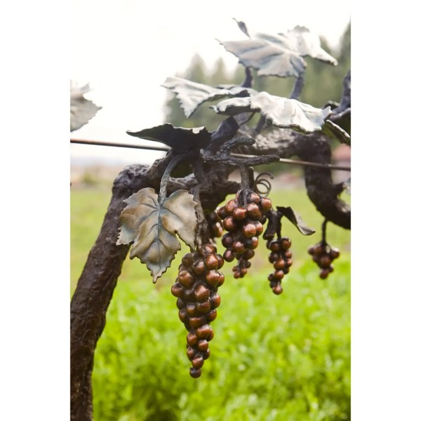 Life Size Growth Grapevine Fixture - Anne Thull Fine