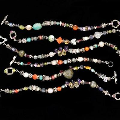 Abundance protection bracelets