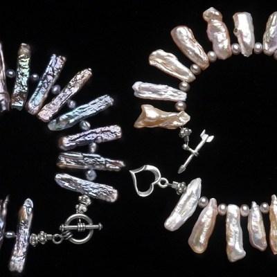 Biwah pearl bracelet