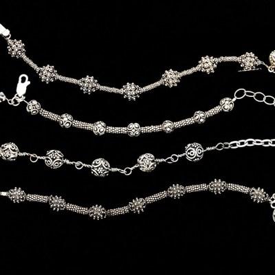 silver-prayer-bracelets