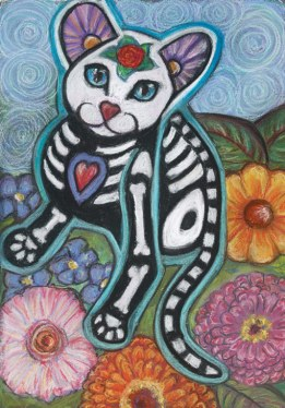 All Souls Day Kittenz - Jamie