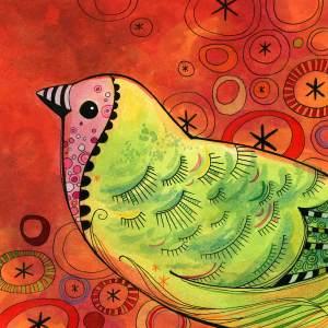 Citrus Bird