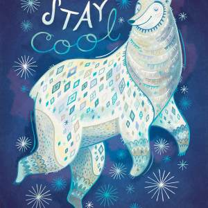 Stay Cool: print for sale