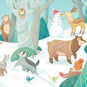 Childrens Illustrations Anni Betts Illustration