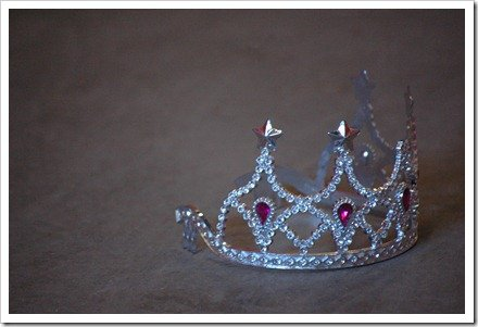what do you get rid of when you downsize? tiara we bought in Scotland. do we keep it or get rid of it?