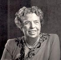 -Eleanor Roosevelt-(American Humanitarian, wife of President Franklin D. Roosevelt 1884-1962)
