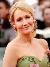 -J. K. Rowling-(English Writer, author of Harry Potter, b.1965- )