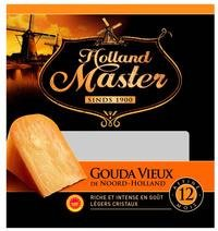 aged Gouda cheese is a good substitute for cheddar cheese
