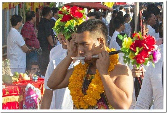 Culture shock: phuket vegetarian festival