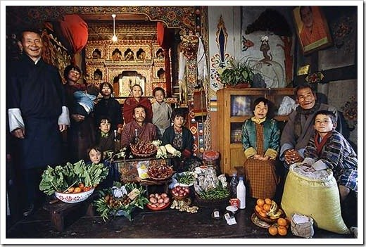 What People Eat In One Week Around The World: Bhutan