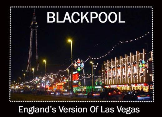 Blackpool, englands answer to las vegas