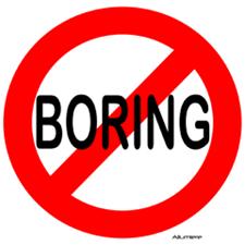 Not-boring