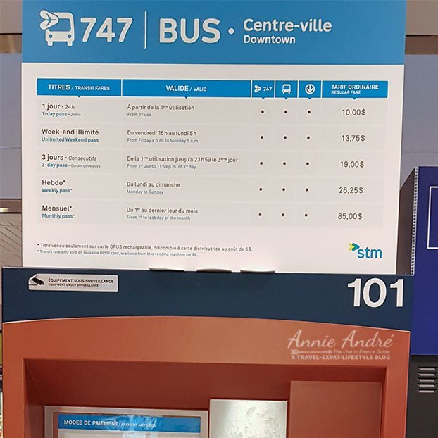 747 express airport bus ticket vending machines prices