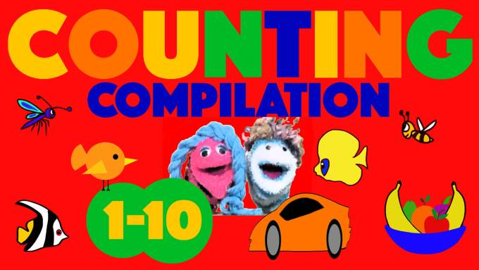 Songs for Learning to Count