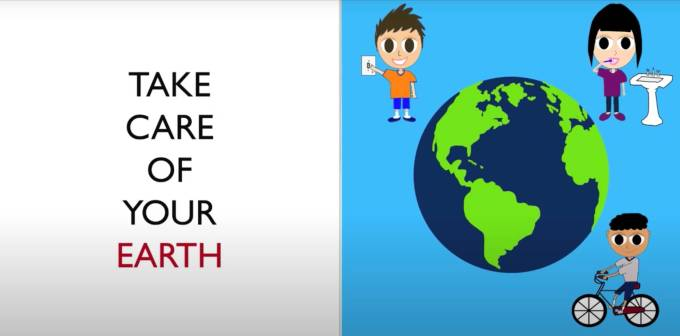 Earth Day Song & Videos