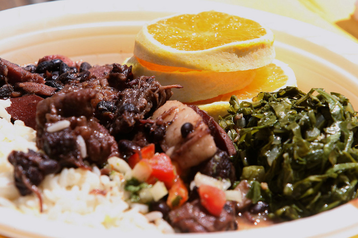 Feijoada - A typical meal in Rio de Janeiro