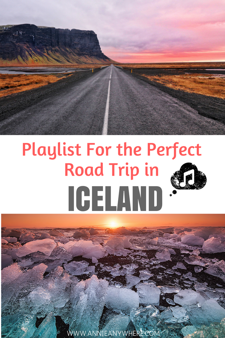 Here's a playlist to listen to during your road trip in Iceland. A mix of local artists, internationally known singers, new bands. Only good sounds and vibes! #playlist #roadtrip #Iceland #Travel #Islande #Backpackers