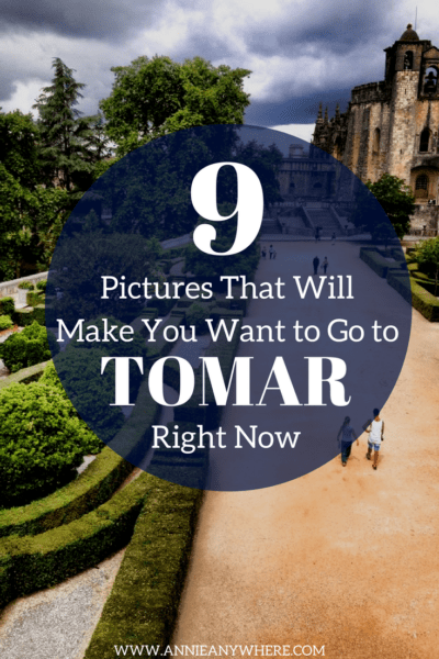 Book your flight to Portugal and run to Tomar right now. Covento de Cristo is one of the most beautiful place I've seen. #Portugal #Travel #Tomar #Lisbon #Porto #Eurotrip #backpackers