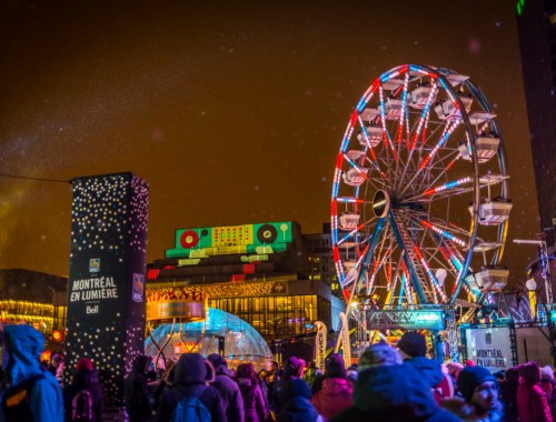 What to do at Montreal Nuit Blanche 2015