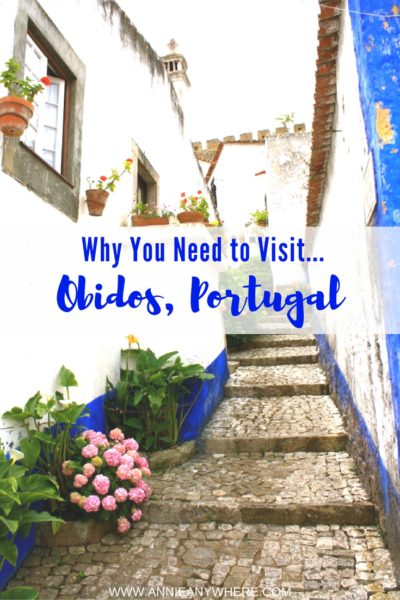 Why You need to visit Obidos, a small village in Portugal. A Must-see on your next trip to Portugal. Click to know more!
