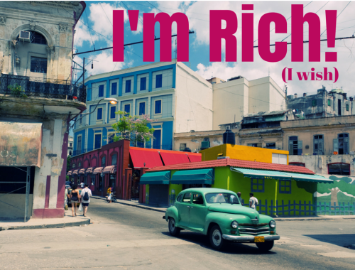 (Havana) How to get money to travel