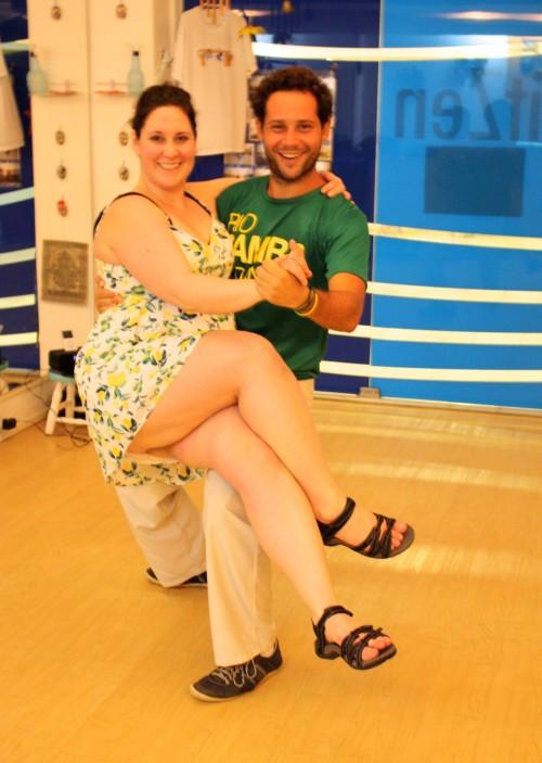 Samba Finale with Helio