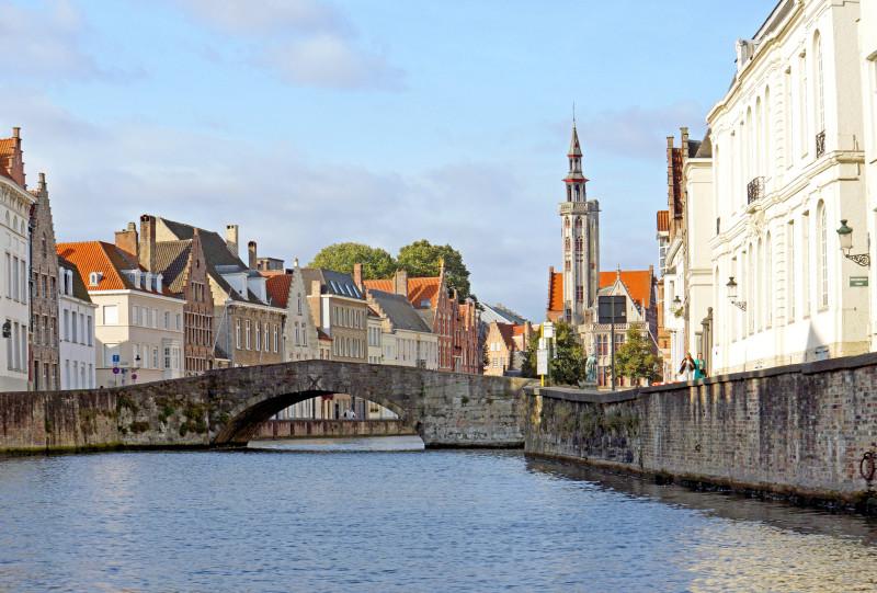 My trip to Belgium: Brugge