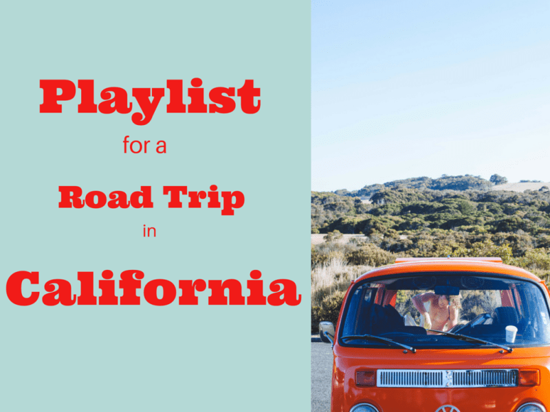 Best Road Trip Songs for a Road Trip in California