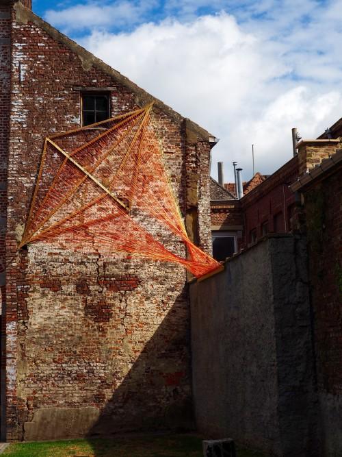 Urban Installation in Mons 2015