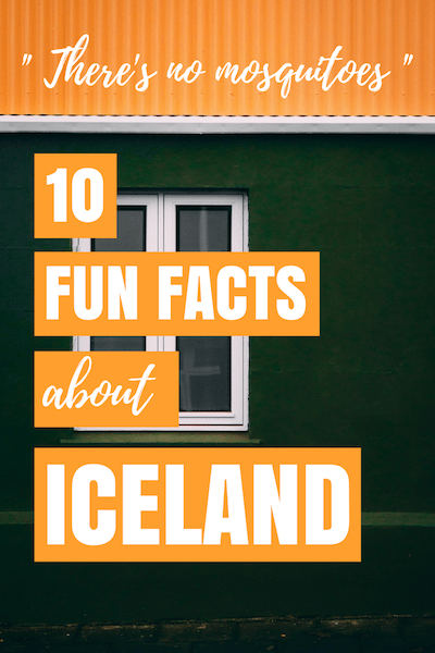 I laughed out loud a couple of time learning these facts about Iceland. #Iceland #Islande #Travel #FunFacts