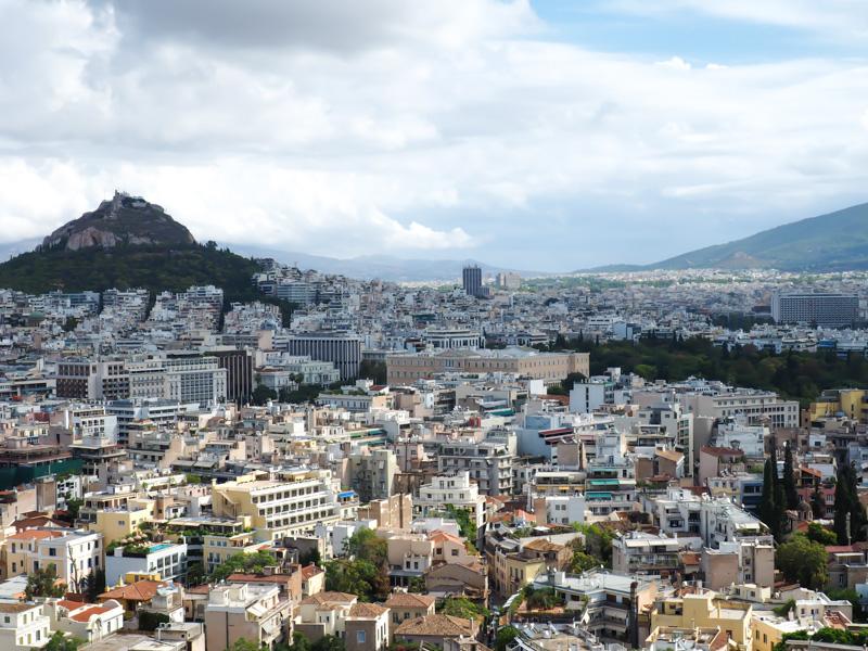 Athens Skyline