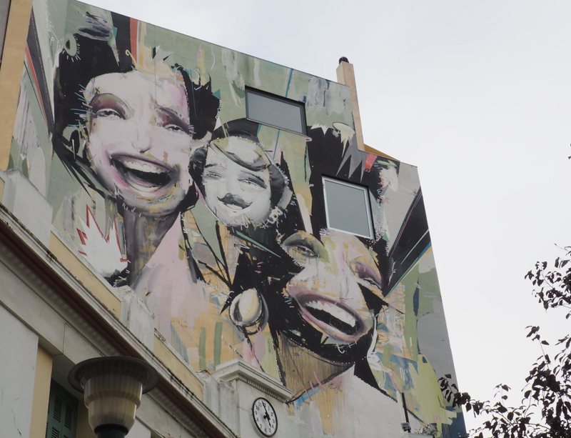 Street Art with Athens Insiders