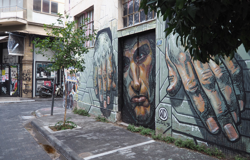 Art in Athens