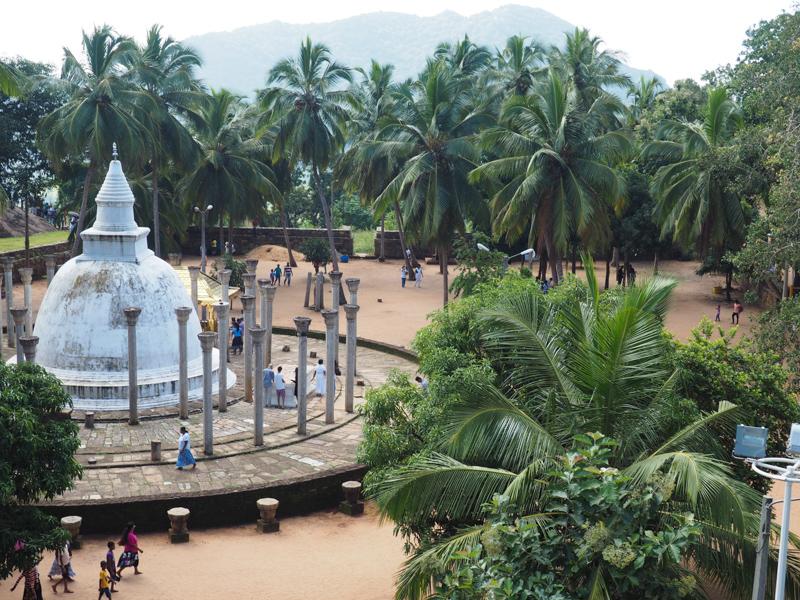 Mihintale au Sri Lanka