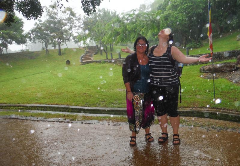 Une journée à Polonnaruwa