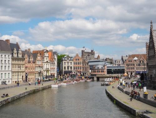 Gand en Belgique