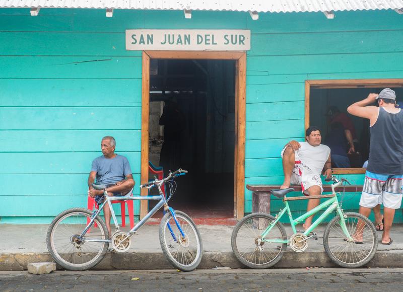 Ville touristique San Juan del Sur