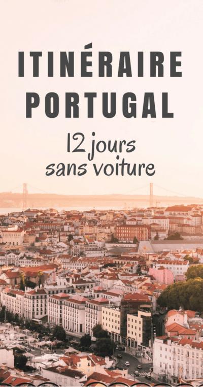 J'ai suivi cet itinéraire de 12 jours lors de mon voyage au Portugal et j'ai découvert l'essentiel du pays: Lisbonne, Porto, l'Algarve et ses plages. Pas nécessaire de louer une voiture pour découvrir le pays! #Portugal #Europe #Backpacker #voyage