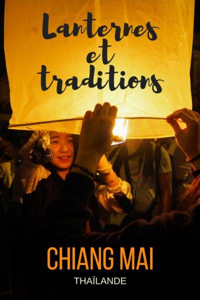 Lanternes et traditions