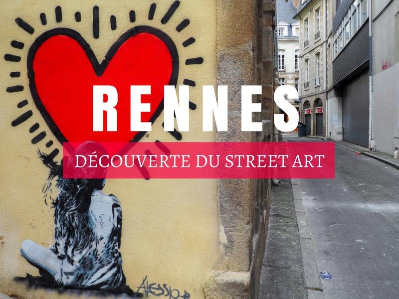 Rennes - Découverte du Street Art