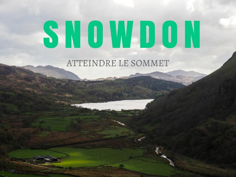 Snowdon - Atteindre le sommet du Mont Snowdon au Pays de Galles