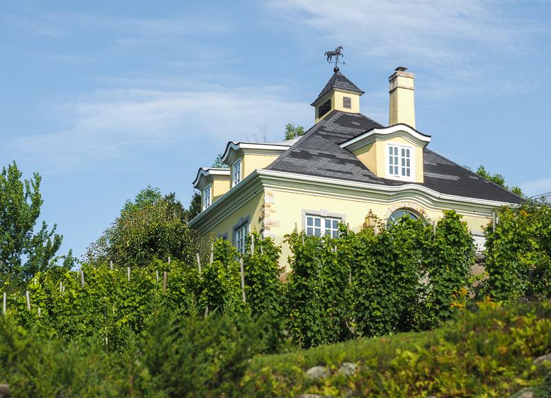 Pavillon du vignoble Ste-Agnes