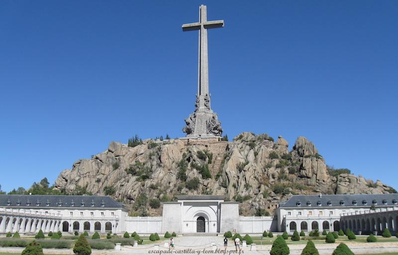 Valle de los Caídos, en Espagne
