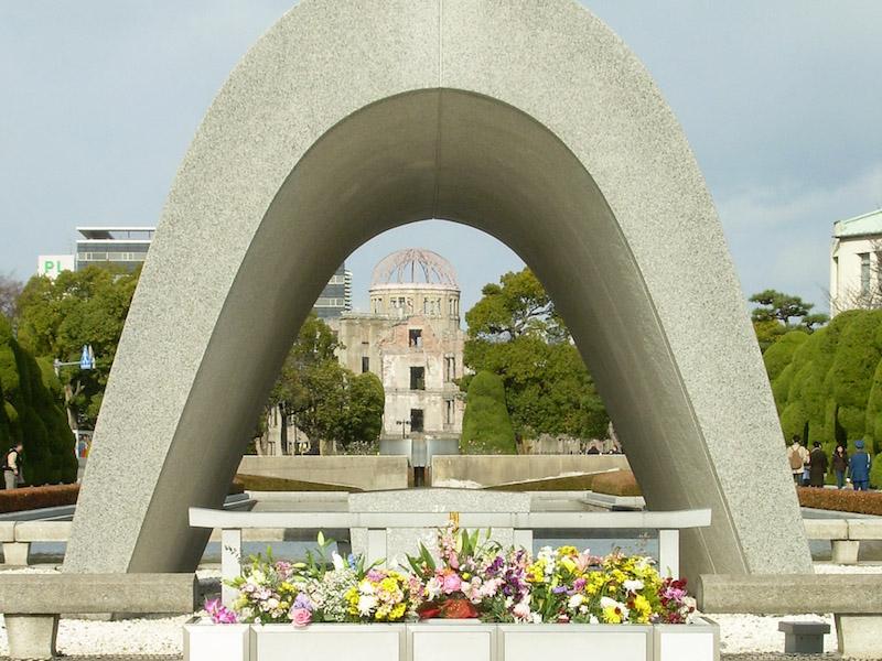 Hiroshima, au Japon