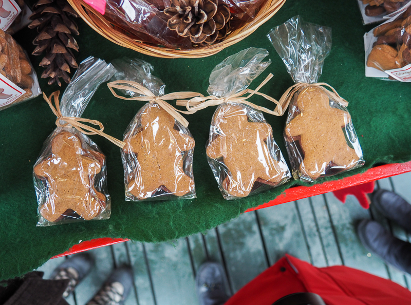 Pain d'épices au Marché de Noël de Joliette