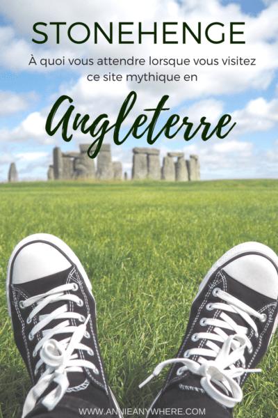 Rare sont les touristes qui passent à côté du site mythique de Stonehenge en Angleterre. À quoi devez-vous vous attendre lors de votre visite? #Angleterre #RoyaumeUni #England #Voyage #Stonehenge #Voyager