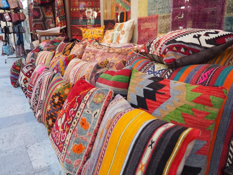 Apprendre à négocier au Grand Bazar d'Istanbul