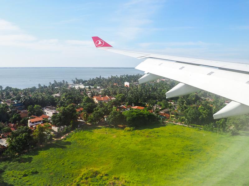 Vols avec Turkish Airlines pour le Sri Lanka